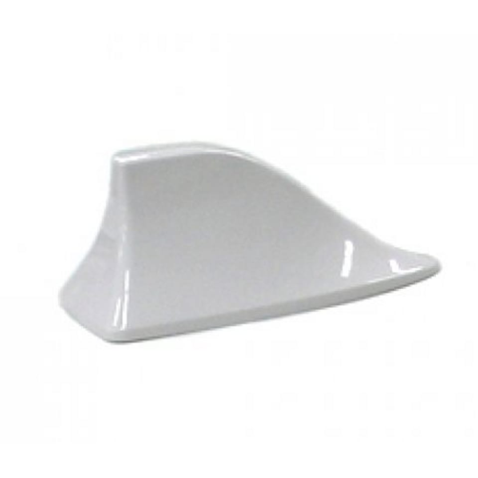 Shark Fin Antenne Wit 01