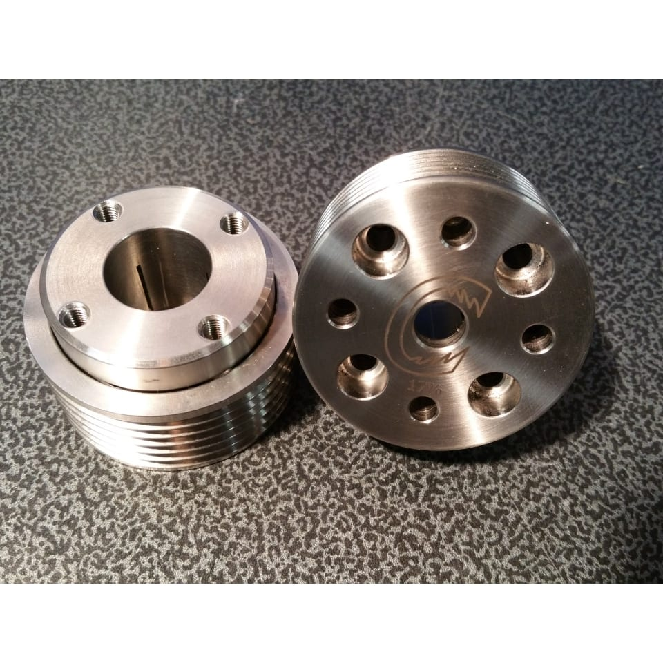 Cravenspeed Compressor Pulley (R53) (2)
