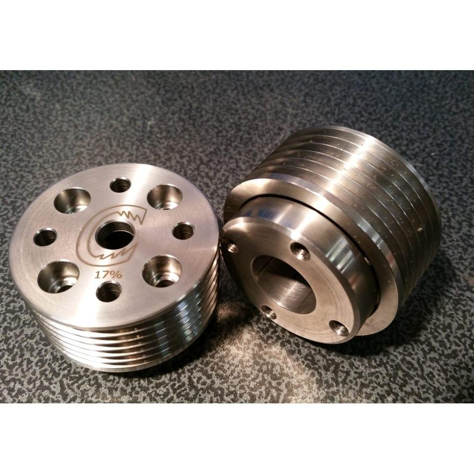 Cravenspeed Compressor Pulley (R53) (3)