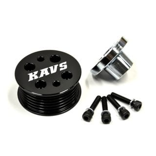 KAVS Motorsport 17% Compressor Pulley (R53) (1)