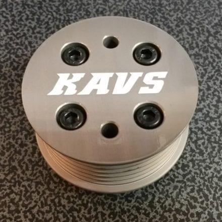 KAVS Motorsport 17% Compressor Pulley (R53) (2)