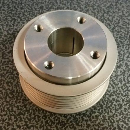 KAVS Motorsport 17% Compressor Pulley (R53) (3)