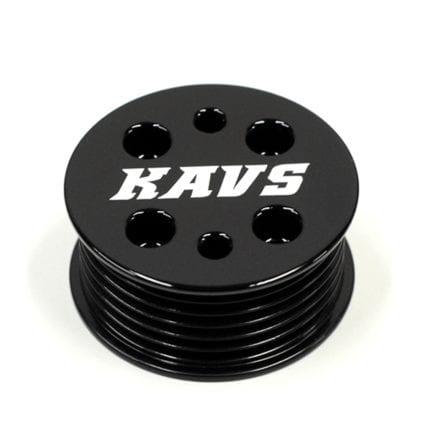 KAVS Motorsport 17% Compressor Pulley (R53) (4)