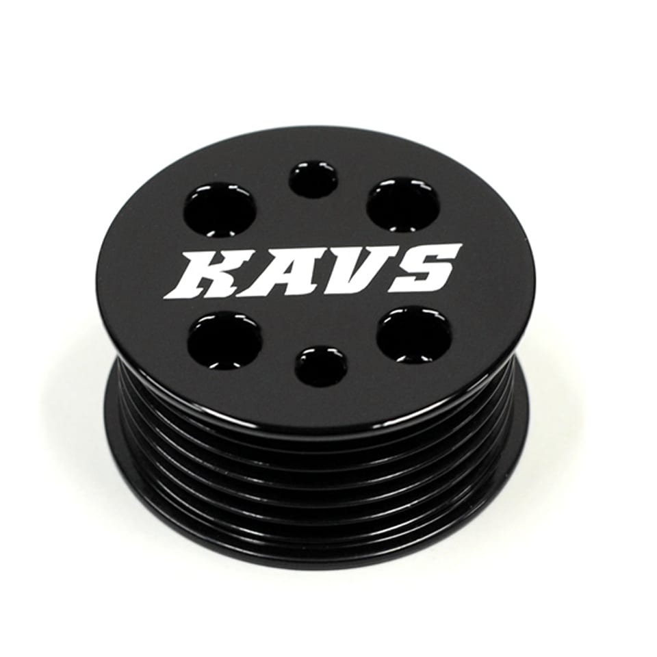 KAVS Motorsport 17% Compressor Pulley (R53) (4)