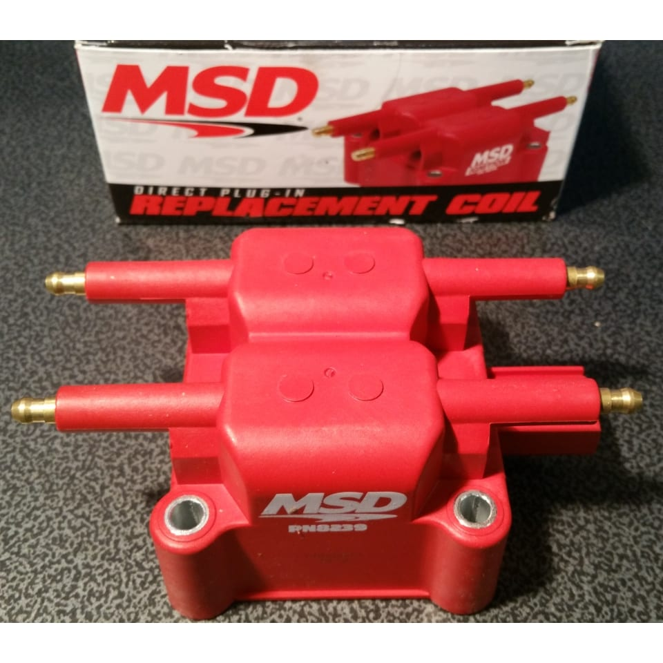 MSD High Performance Bobine (1e Gen) (2)