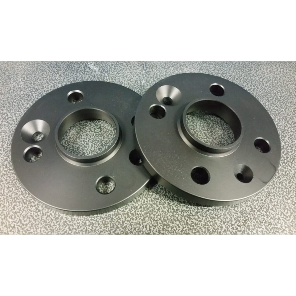 Spoorverbreders - Spacers - Dikte 12mm