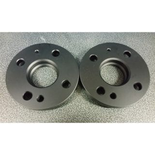 Spoorverbreders - Spacers - Dikte 16mm