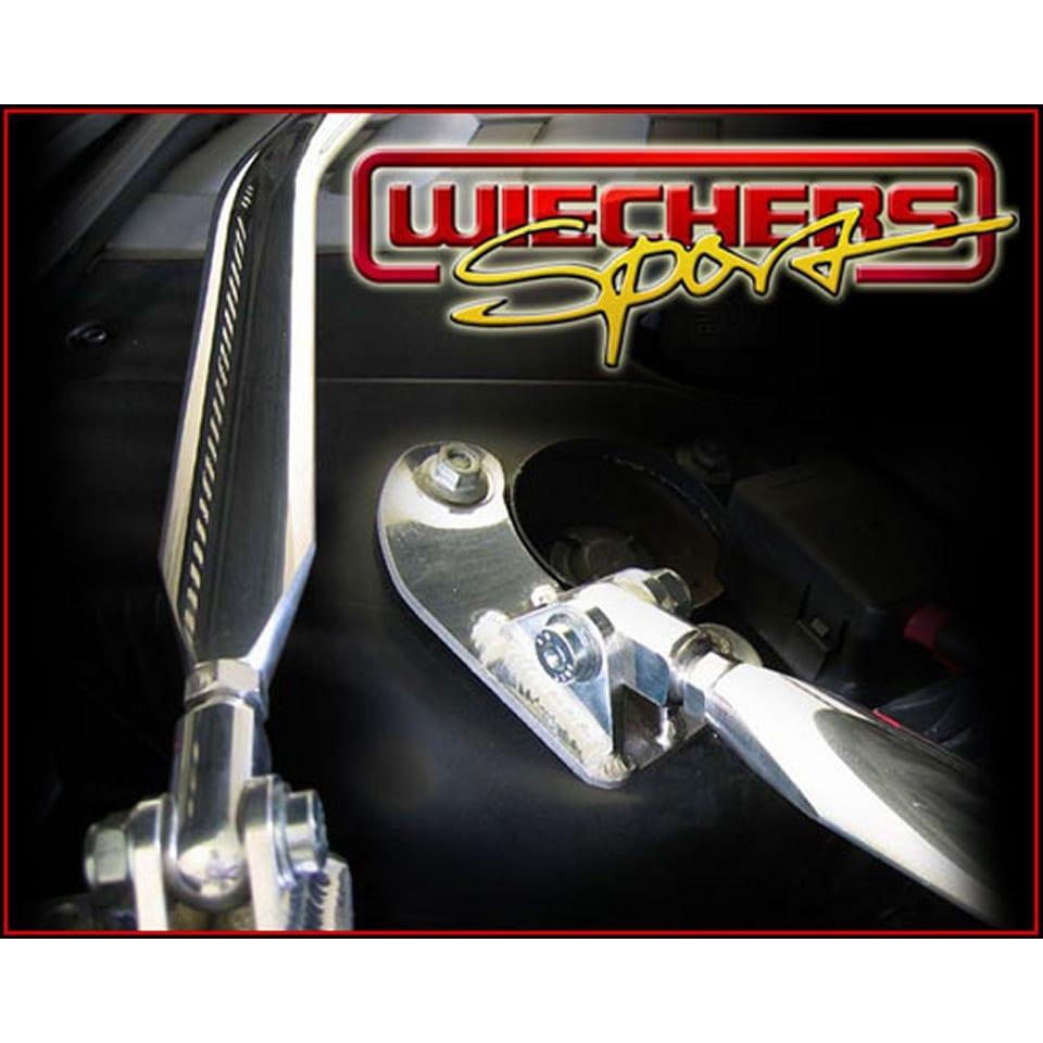 Wiechers Racing Line Aluminium