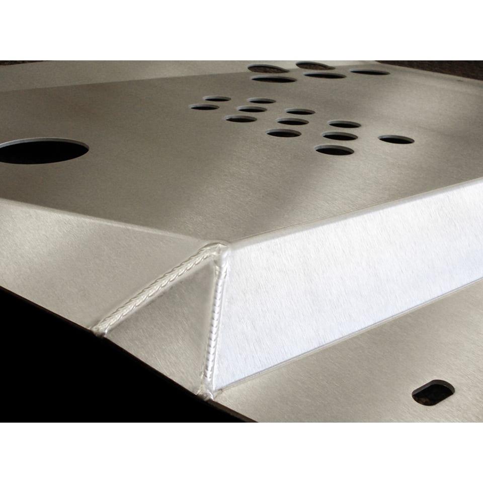 Aluminium Carter Afschermplaat (Skid plate) (2e Gen) (2)