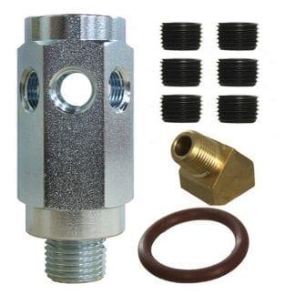 Cravenspeed Adapter Oliedrukmeter (2e Gen) (1)