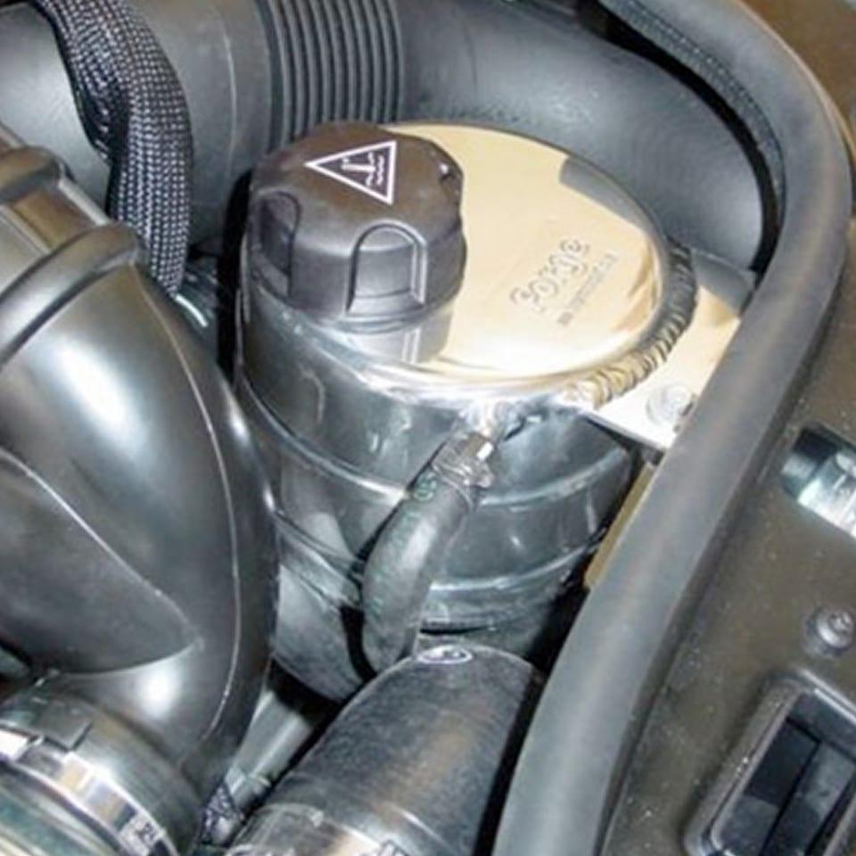 Forge Aluminium Koelvloeistof Expansietank (R60)