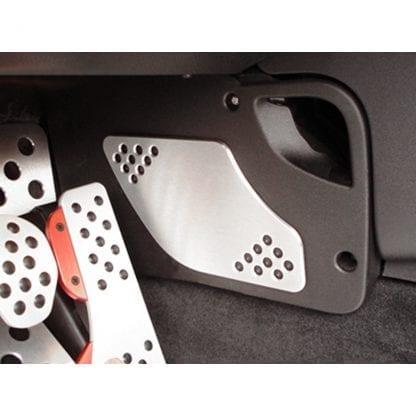 Rennline Aluminum Foot Guard (1)