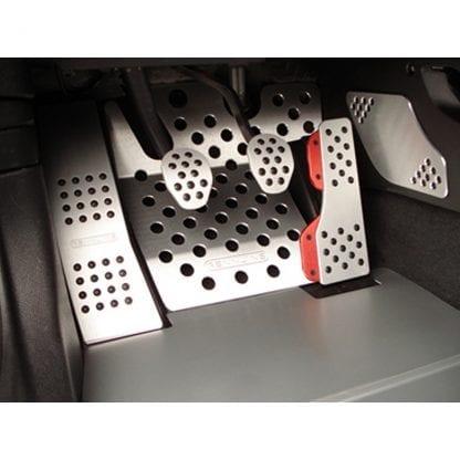 Rennline Aluminum Foot Guard (2)