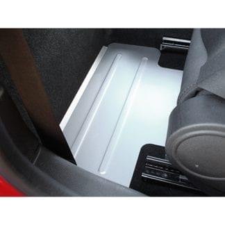 Rennline Aluminum Vloerplaat Achterzijde (Track Mats) (1)