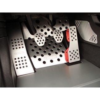 Rennline Aluminum Voetplaat Bestuurderszijde (1)