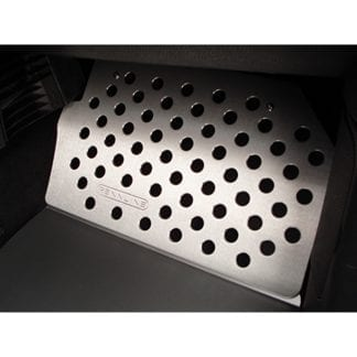 Rennline Aluminum Voetplaat Passagierszijde (1)
