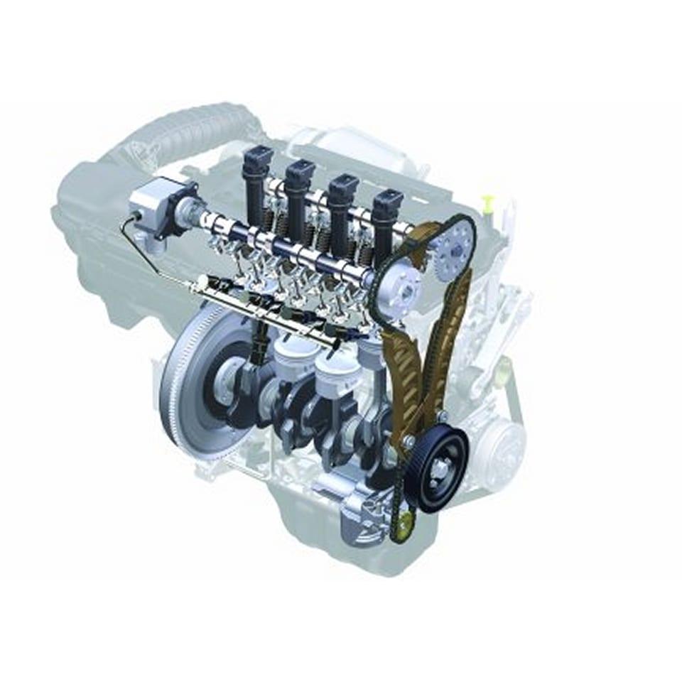 Vervangen Distributieketting N14B16A Motor (2e Gen) (3)