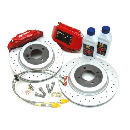 AP Racing Big Brake Remkit