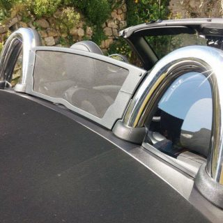 MINI Roadster Rolbeugel Wind Deflector (R59) (1)