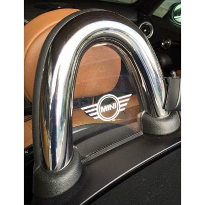 MINI Roadster Rolbeugel Wind Deflector (R59) (6)
