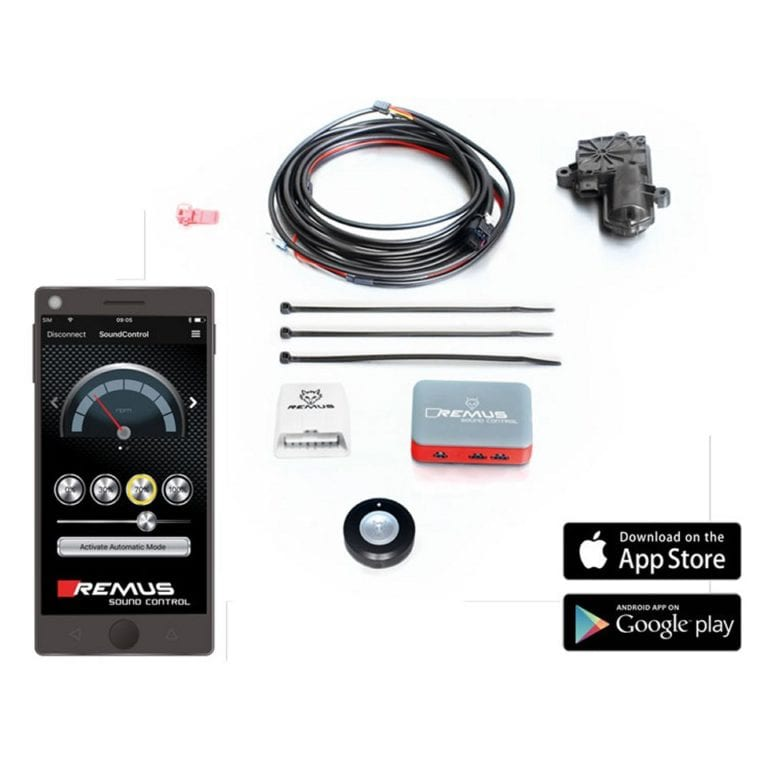 Remus Soundcontroller App