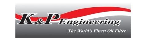 K&P Engineering logo
