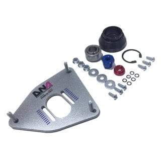 DNA Racing Top Mount met Camberaanpassing (1e Gen) (1)
