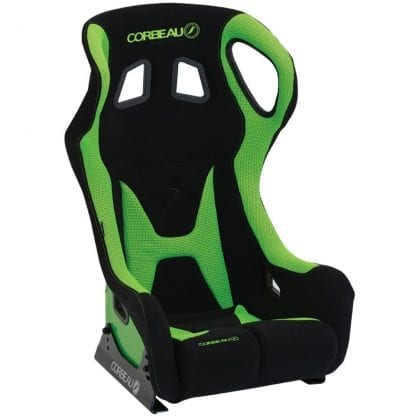 Corbeau Revolution Elite Motorsport Stoel