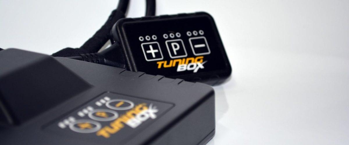 TUNINGBOX: Tuning was nog nooit zo eenvoudig!