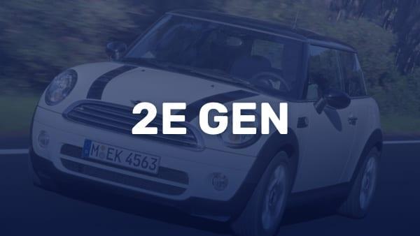 2e Gen (R55, R56, R57)