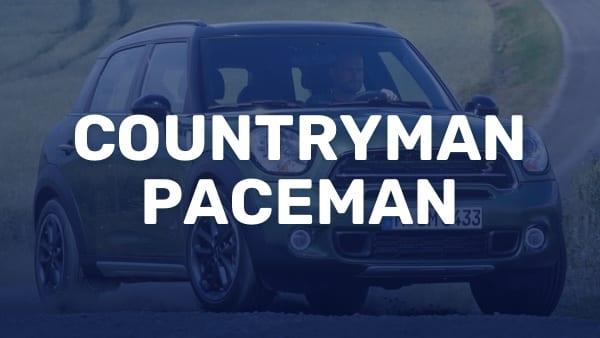 Countryman/Paceman (R60, R61, F60)