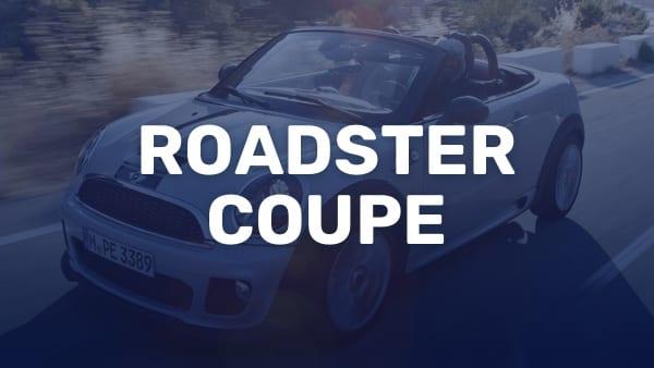 Coupé/Roadster (R58, R59)