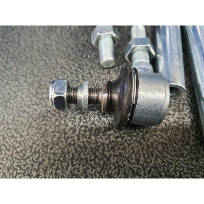 Stabilisatorstang Tie Rods met 3 Lengten en Kogeleinden (3)