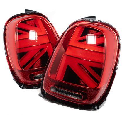 MINI Retrofit Union Jack Facelift Achterlichten (3e Gen) (3)