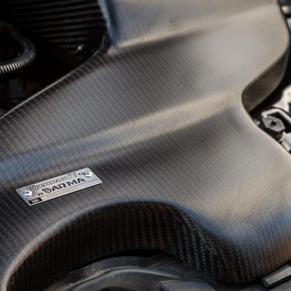 ARMA Speed Carbon Fiber Cold Air Intake (3e Gen) (6)