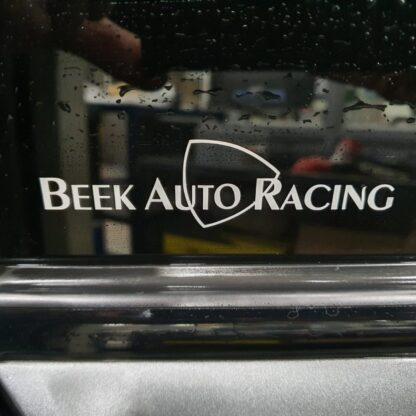 Beek Auto Racing Sticker (1)