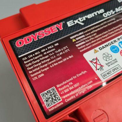Odyssey ODS-AGM28L Motoraccu (4)